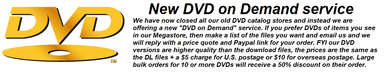 dvds on demand